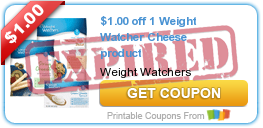 graphic relating to Weight Watchers Printable Coupons identify $1/1 Excess weight Watchers Cheese Printable Discount coupons + Walmart