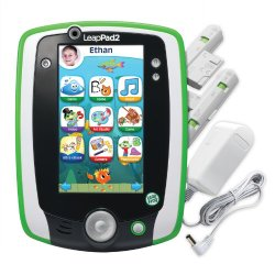 leappad2 LeapFrog LeapPad2 Power Learning Tablet $49 (originally $99.99)