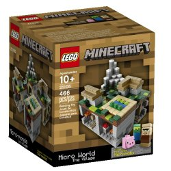 minecraft village LEGO Minecraft The Village $31.64!