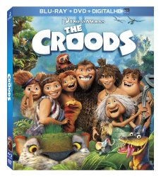 the croods The Croods (Blu ray / DVD + Digital Copy) $9.99!