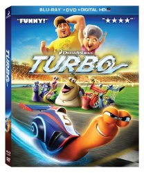 turbo Turbo ~ Blu Ray $9.99 (originally $38)