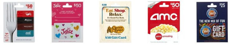 Amazon Gift Card Deals *HOT** Upcoming Amazon Gift Cards!