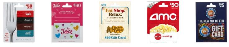 Amazon Gift Card Deals