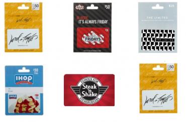 Amazon Gift Card Lightning