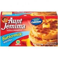 Aunt Jemima Waffles
