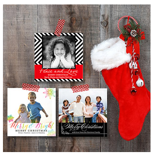 Free Shipping on Holiday Cards