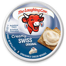 Laughing Cow spreadable
