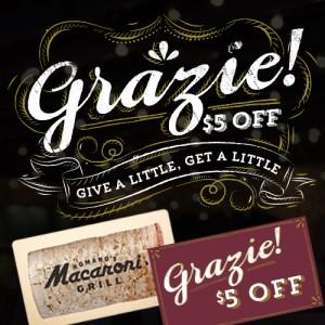 RMG Dec14 Social December 1 300x300 Bonus $5 Coupon wyb a $25 Romanos Macaroni Grill Gift Card!