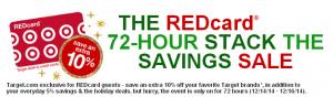 Target REDcard Extra Savings