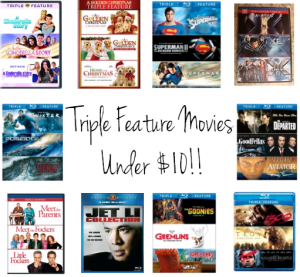Triple Feature Movies
