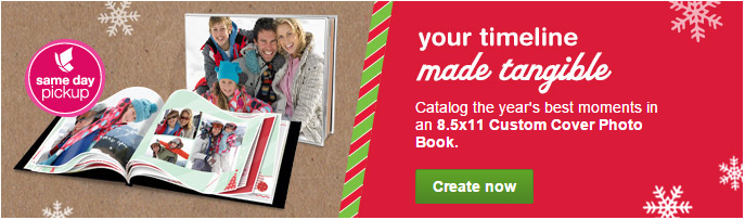 Walgreens Photo Book Pickup