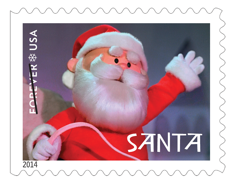 get a letter from santafrom the north pole