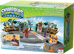 skylanders block and action game