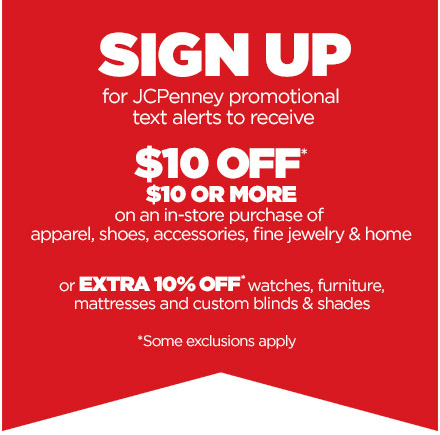 10 Off 10 JCP