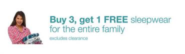 B3G1 free PJs