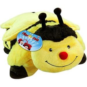 Buzzy bee Pillow Pet