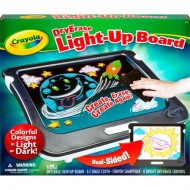 CCrayola Dry Erase Light up Board