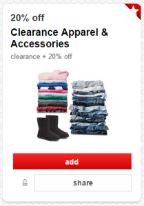 Cartwheel clearance