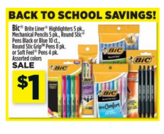 Dollar General BIC Sale Jan