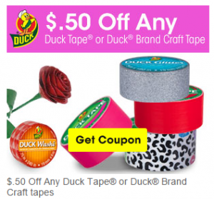 Duck Tape Coupon