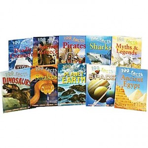 Facts book set