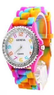 Geneva Rainbow Watch