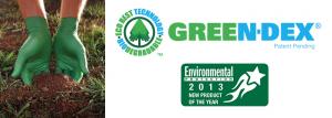 Green Dex Glove Sample