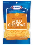 Kraft Shredded
