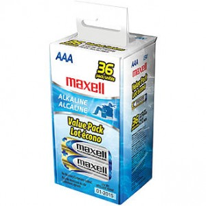 Maxwell Batteries