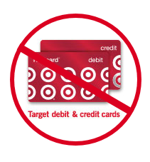 how to get a target red card