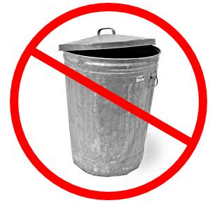 Reuse Everyday Trash