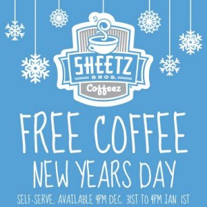 Sheetz coffee