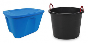Tote and Tub