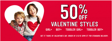 Valentine Styles Crazy 8