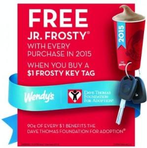 Wendys Frosty