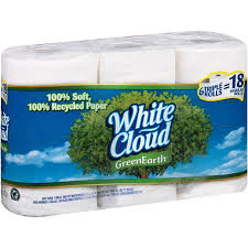 White Cloud green