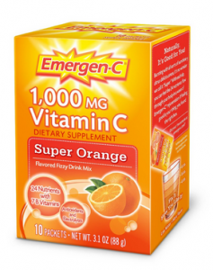 emergen-c sample