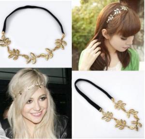 olive leaf headband