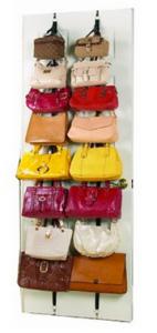 purse racks