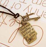 shakespeare pendant