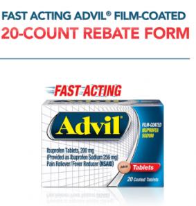 Free Advil
