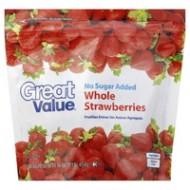 Great Value Frozen Berries