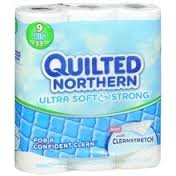 Quilted Northern 9