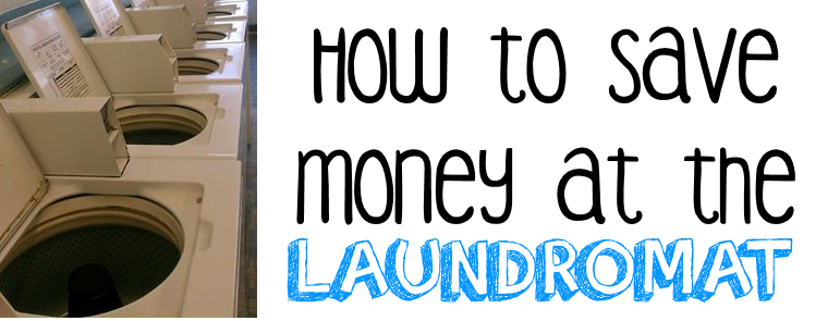 Save Money at the Laundromat