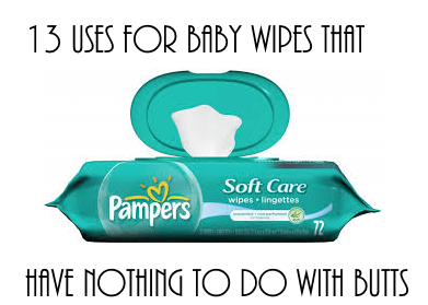 Uses for Baby Wipes