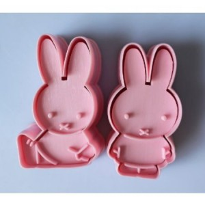 bunny cookie cutters