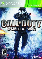 cod world at war