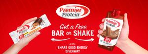 free premier protein