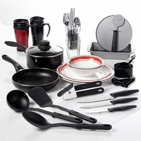 Gibson Home Complete Kitchen  Piece Combo Set