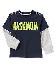 #ASKMOM Shirt - $4.79